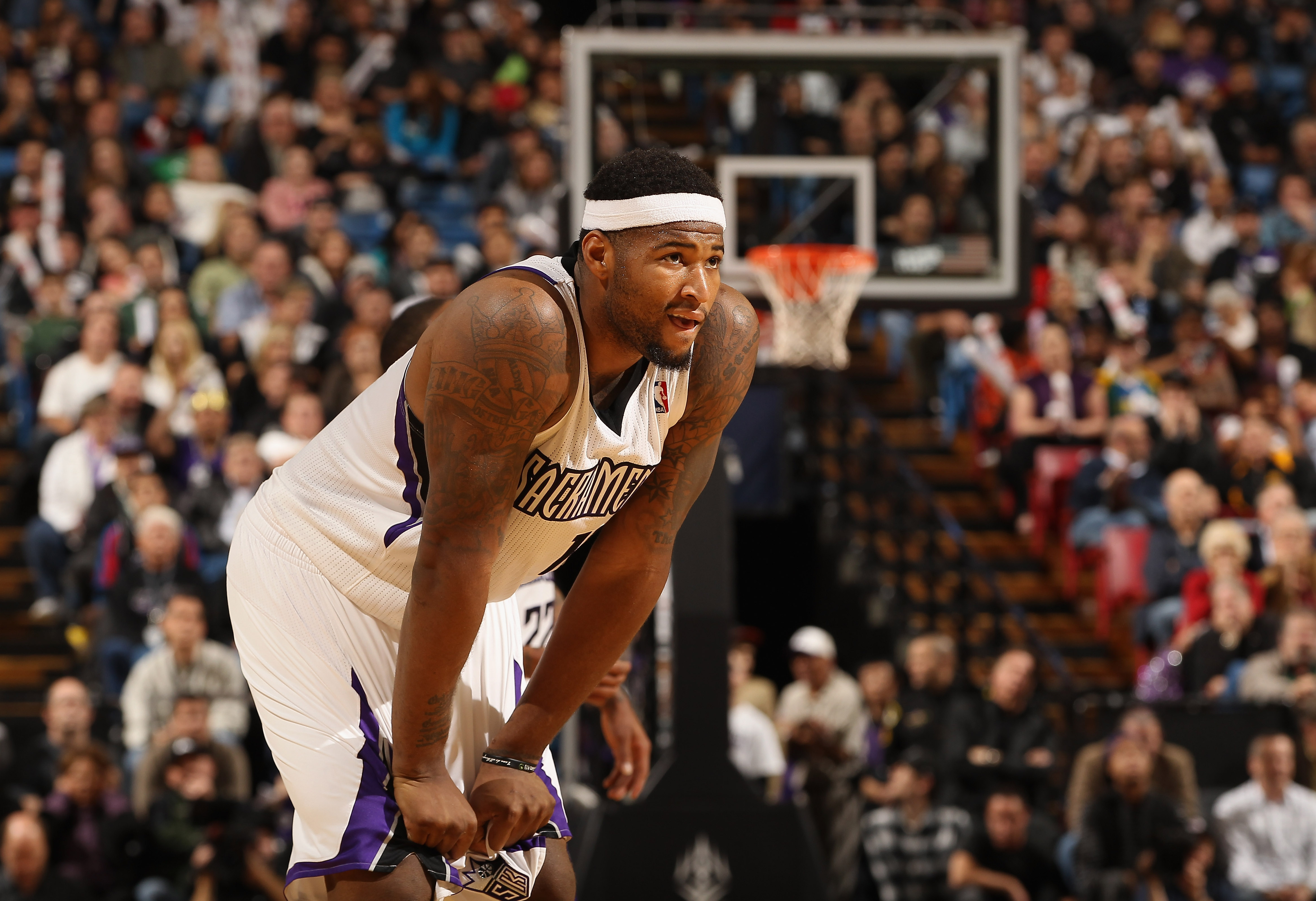 Awesome DeMarcus Cousins Suspended Two Games For Trash-Talking …