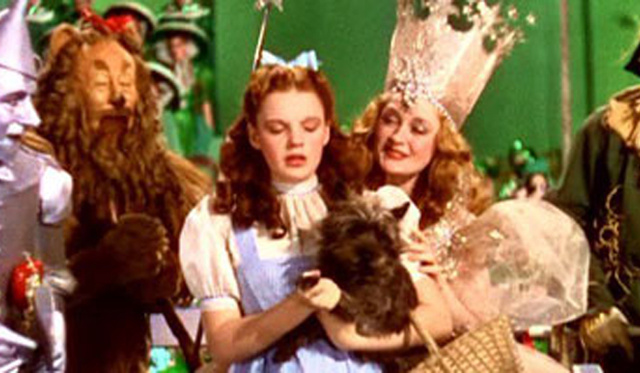 We're Not in Kansas Anymore: Dorothy's Dress Sells For Serious Cash