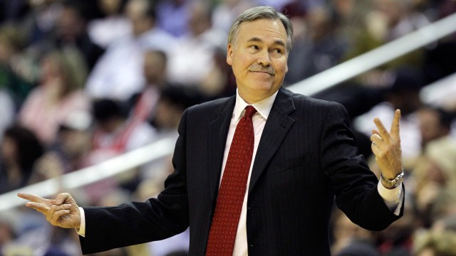 The Lakers Found A New Coach In Seven Seconds Or Less: Mike D'Antoni