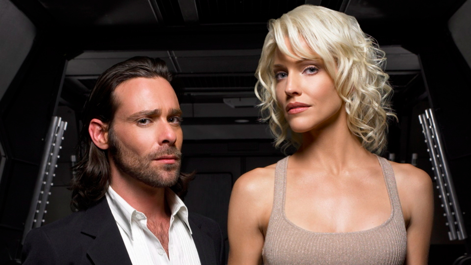 Click here to read Why doesn't Syfy have a show like <em>Battlestar Galactica</em> any more?