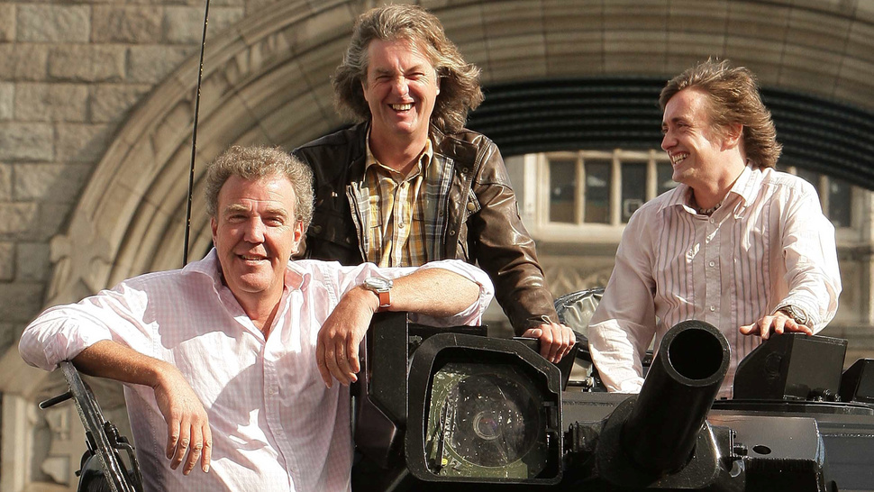 The Guys From <i>Top Gear</i> Are On The Way To Sin City