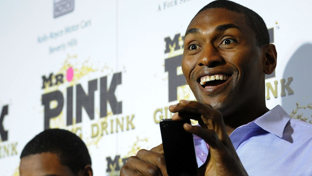 "Is Metta World Peace Excited About A New Coach? ""I'm Always Excited About Life In General."""