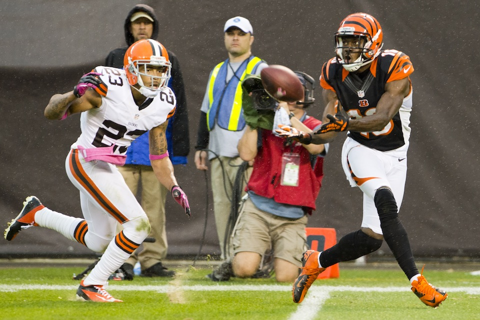 "A.J. Green On The Fallacy Of The Trap Game: ""We Lost To Fr…"