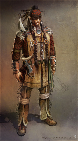 Nobody Told Me Assassin's Creed III Featured Such Dapper Gentlemen