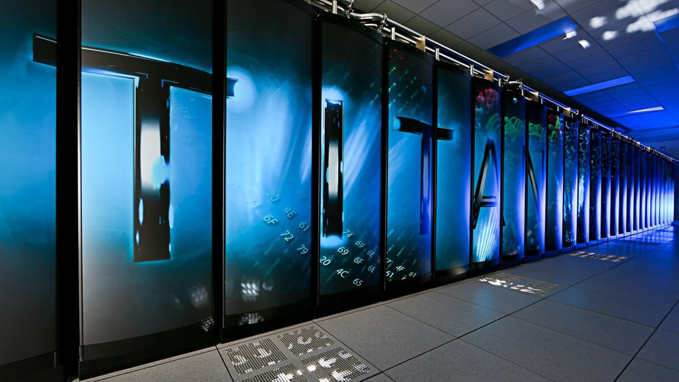 America's Titan Supercomputer Is the Fastest in the World