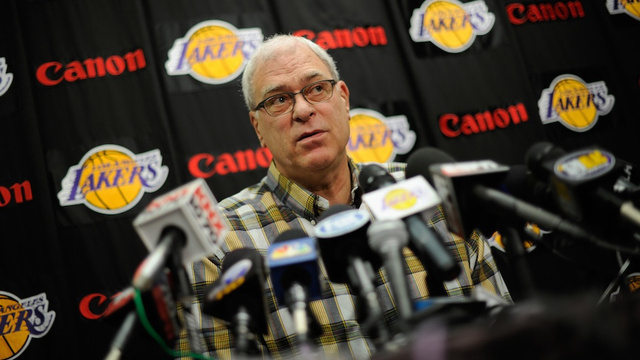 How Phil Jackson's Handshake Deal With The Lakers Fell Apart
