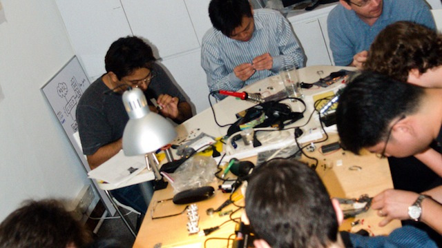 How to Start Your Own Hackerspace