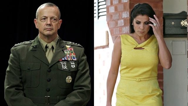 General John R. Allen Reportedly Exchanged 20,000 to 30,000 Pages of 'Potentially Inappropriate' Emails With Jill Kelley