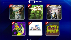 PlayStation Plus—and Six Free Games—Come to the Vita Next Week