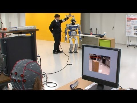 Click here to read Mind-Controlled Robots Bring Us One Step Closer To Our <em>Avatar</em> Future
