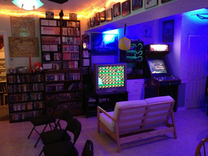 This Is A House Built For Gamers. Can I Live Here Now Please?