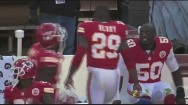 Eric Berry Is Legitimately Terrified Of Horses