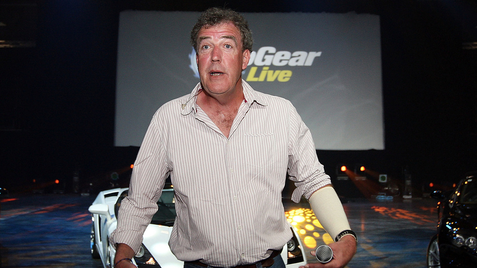 Are The Guys From <i>Top Gear</i> Taking Supercars Into Mexico?