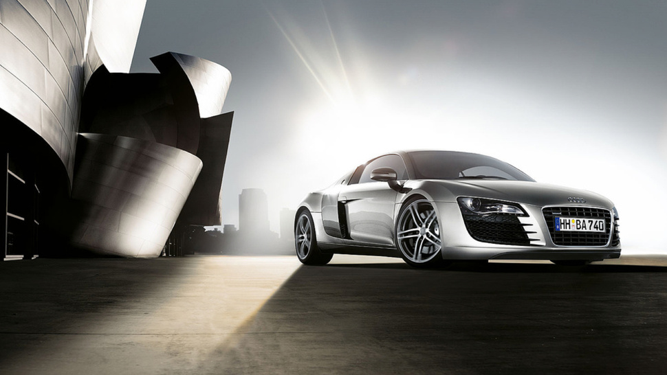 Would You Live In The Audi R8?