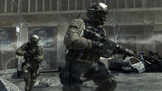If Everything's a Call of Duty Clone, Why Can't Anyone Outdo Call of Duty?