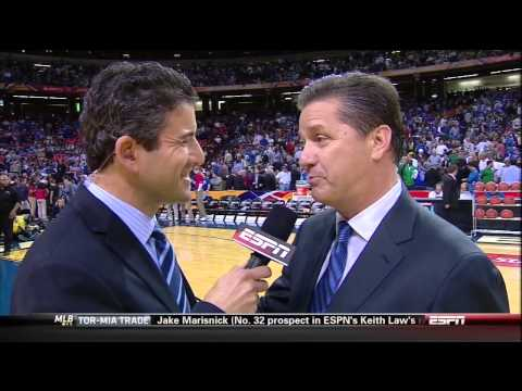 "John Calipari Thinks Little Of Duke's Acting Skills: ""In T…"