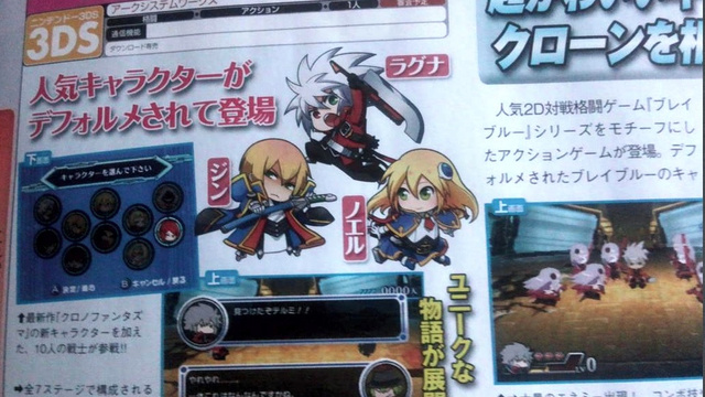 BlazBlue Made Small and Cute (Again!)