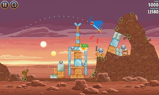This Week's Android Charts: The Angry Birds Star Wars Escalate