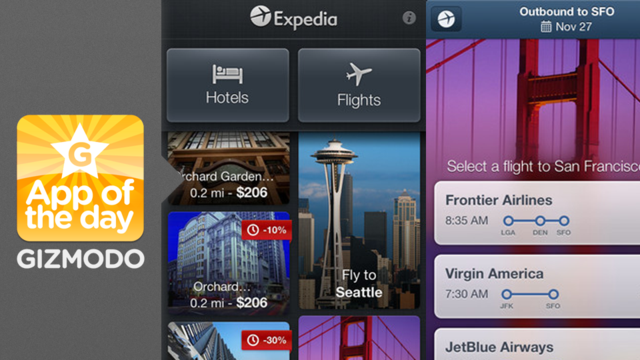 Expedia: Book Hotels and Flights in One App