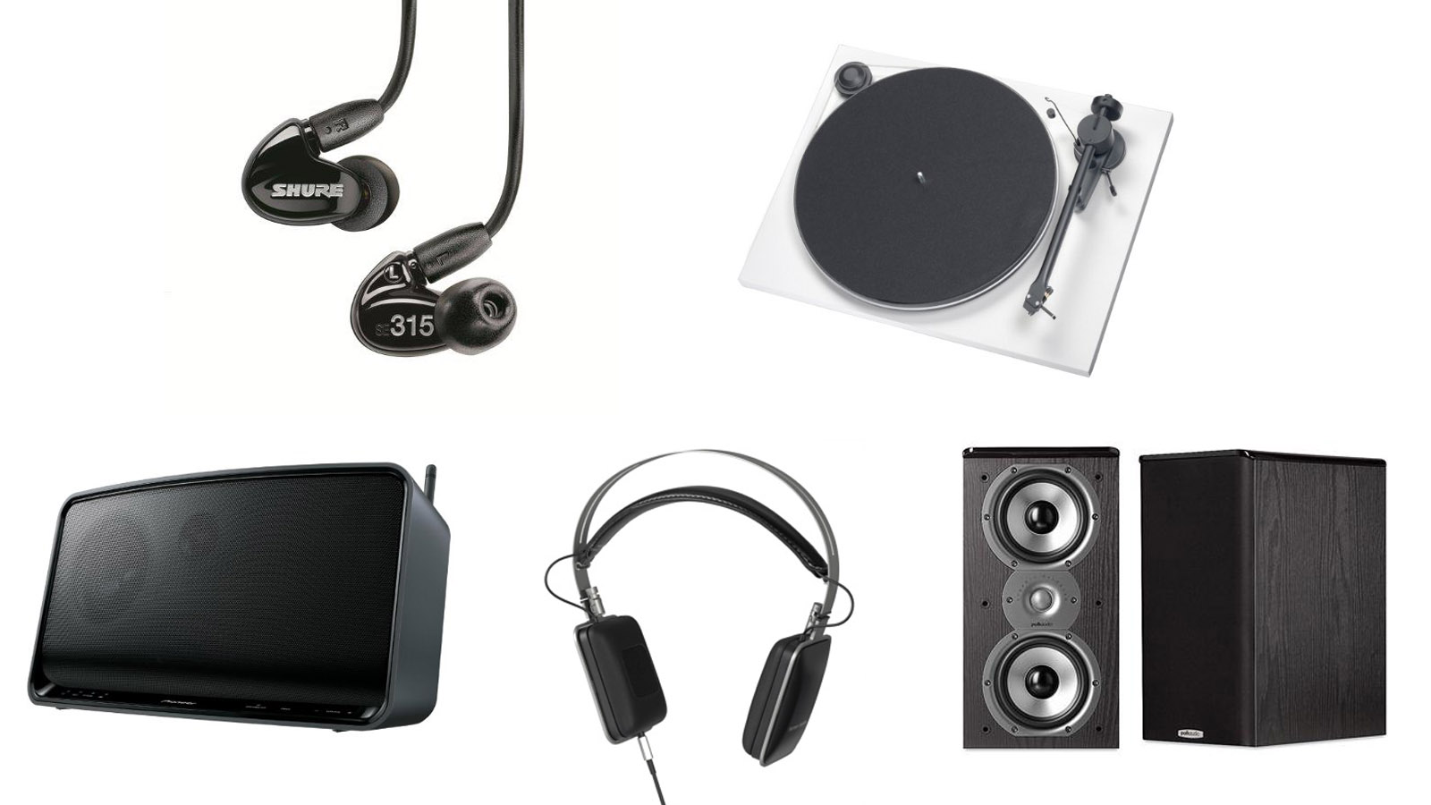 Gift Guide: Sweet-Sounding Gifts For A Music Lover's Sonic Snobbery