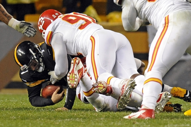 Ben Roethlisberger Also Has A Rare Rib Injury That Could Kill H…