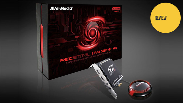 AverMedia Live Gamer HD: The Kotaku Review