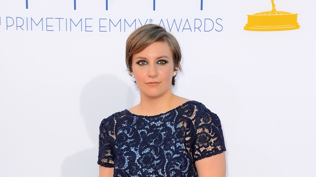 Lena Dunham Doesn't Know How Her Weight Critics Sleep at Night