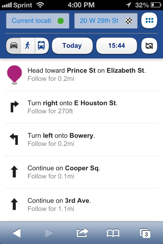 5 Things To Love About Nokia's New Maps