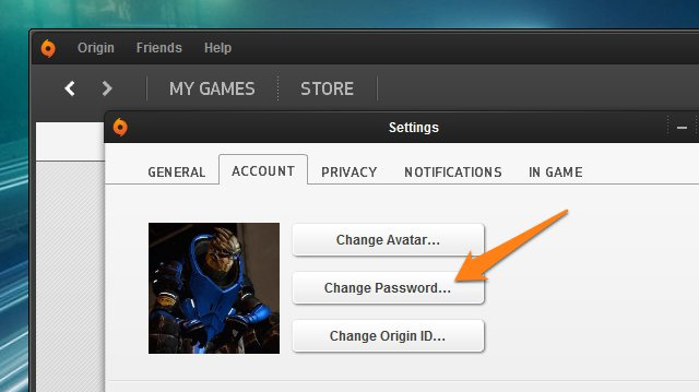 EA Origin Hacked; Time to Change Your Passwords