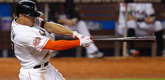 Giancarlo Stanton Is A Master Of Mashing Taters And Wordplay