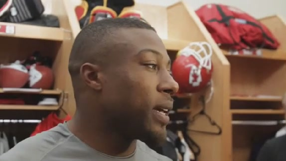 Eric Berry Explains Everything You Wanted To Know About His Fea…