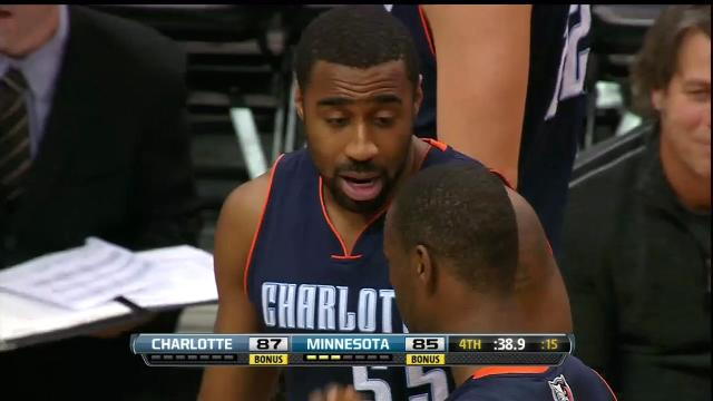 Charlotte Bobcats Commit A Chris Webber, Escape Minnesota With …