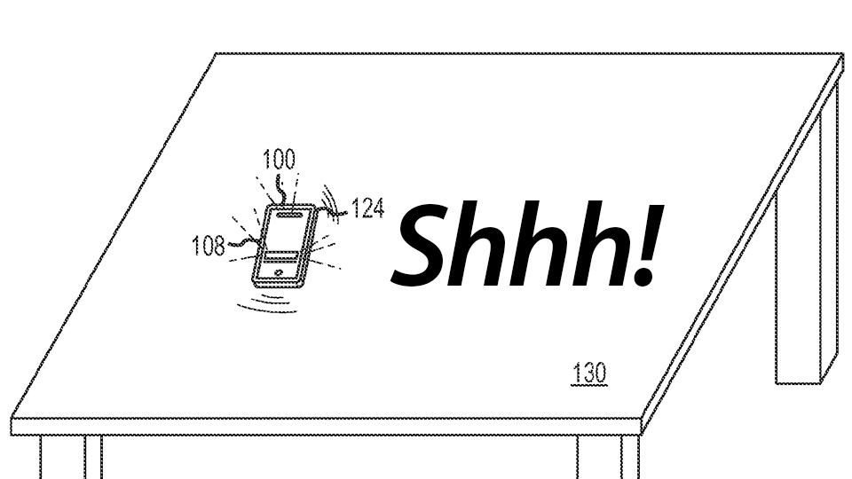 Click here to read Apple's Clever Method to Silence a Vibrating iPhone