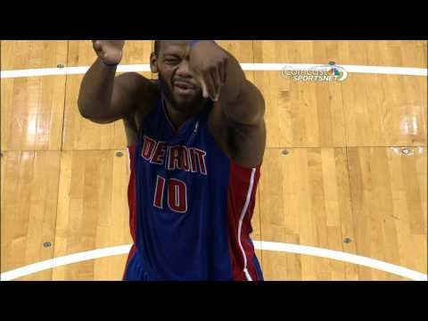 Greg Monroe Nailed A One-Eyed Free Throw