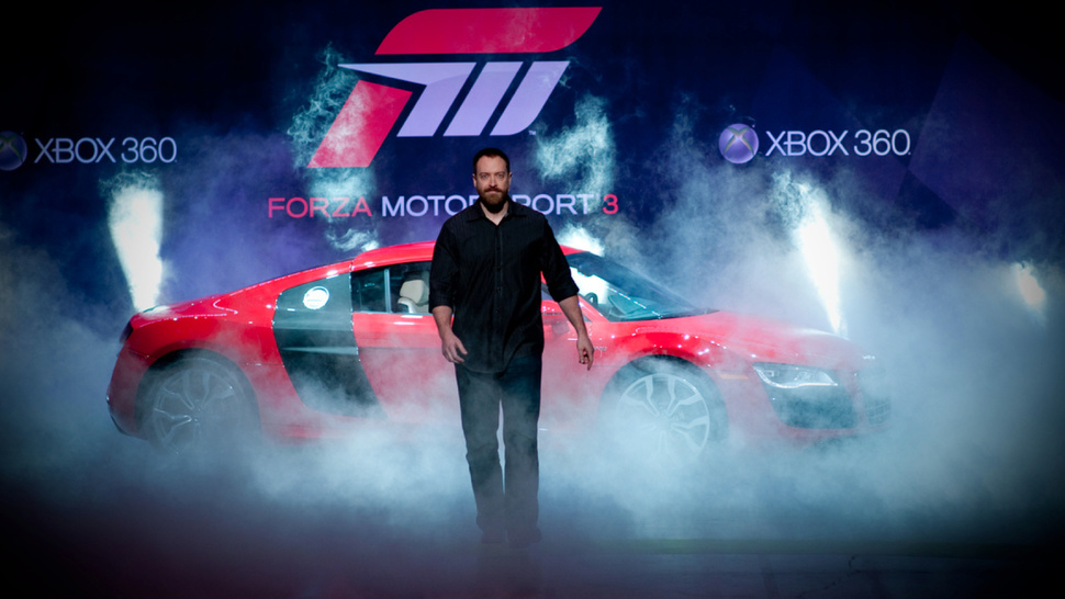 The Man Behind The <i>Forza</i> Series Explains Why <i>Forza Horizon</i> Exists