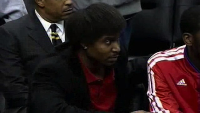 Andrew Bynum Finally Explains What's Going On With His Hair