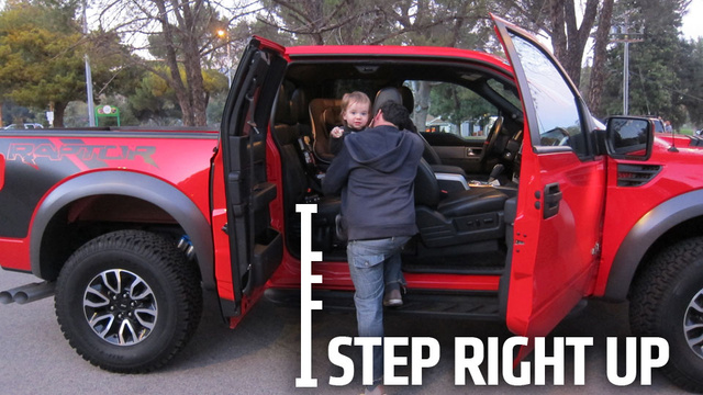 2013 Ford F-150 Raptor SVT: Will It Baby?