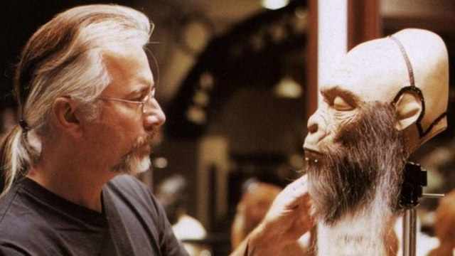About Damn Time: Rick Baker gets a star on the Hollywood Walk of Fame