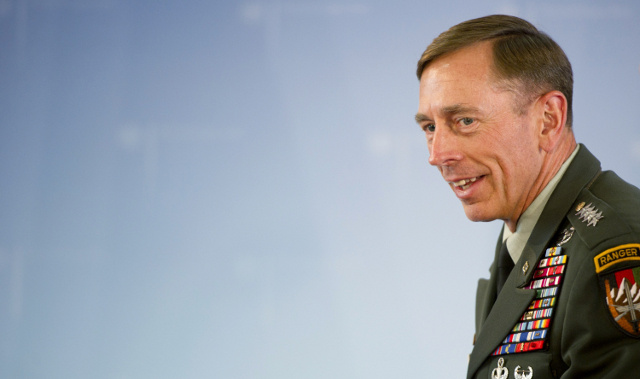 Taliban Rep Literally LOLs at Petraeus Sex Scandal