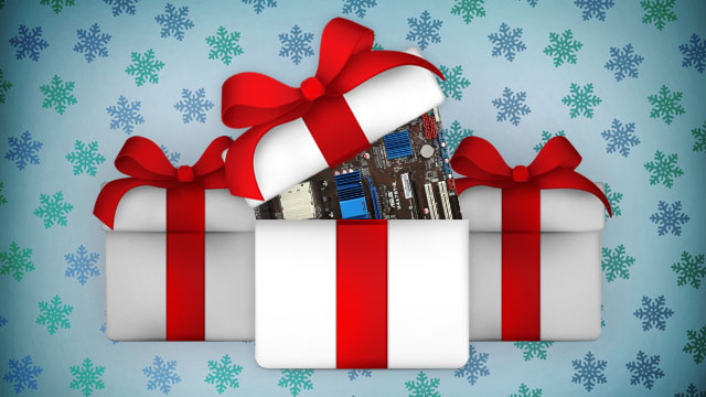 What Computer Parts Do You Want for the Holidays?