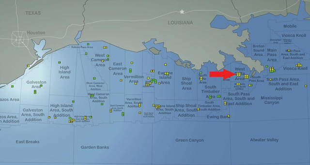 map of us oil rig locations with Oil Rig Explodes Off The Coast Of Louisiana Updating on Geomatics Gis Studies likewise Oil Well Locations Louisiana likewise Gas Well Location Gps Maps additionally Strait Of Hormuz From Space moreover Stallion Oilfield Services 78667351.