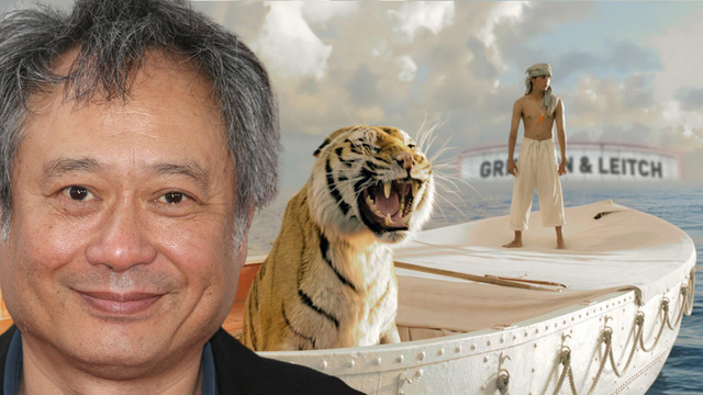 Life Of Pi's Ang Lee: The World's Least-Cool Great Director