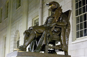 Tell President Obama to Honor the Veterans of Halo 4