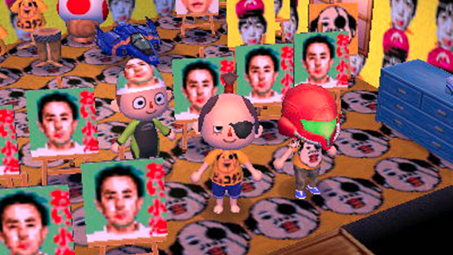 Animal Crossing's Creepiest Room Is Amazing and Somewhat Criminal