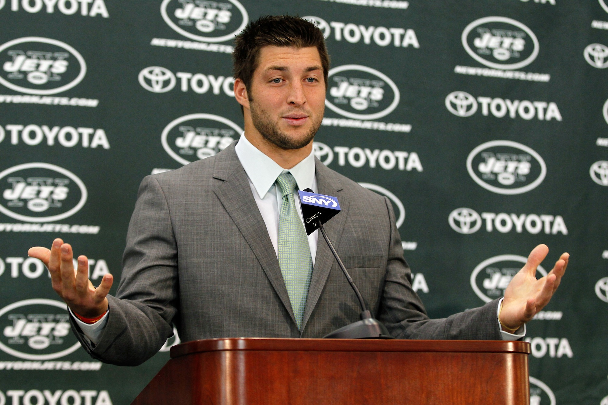 If NY Jets teammates think Tim Tebow is so 'terrible,' let the …