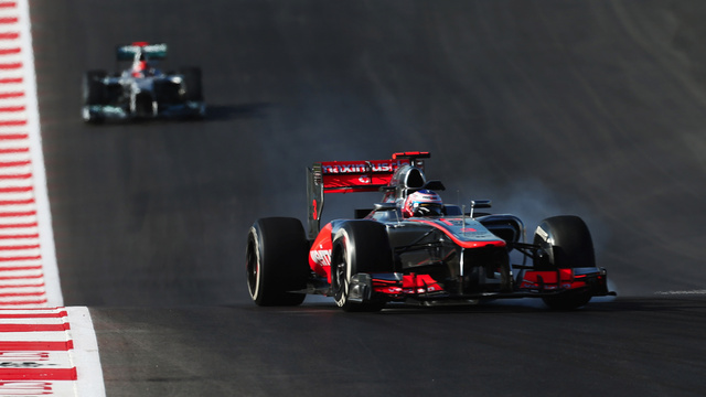 Everything You Need To Know For Today's Formula One United States Grand Prix