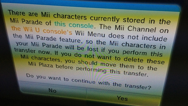 How To Transfer Wii Data to a Wii U (And Witness The World's Cutest Progress Bar Ever)