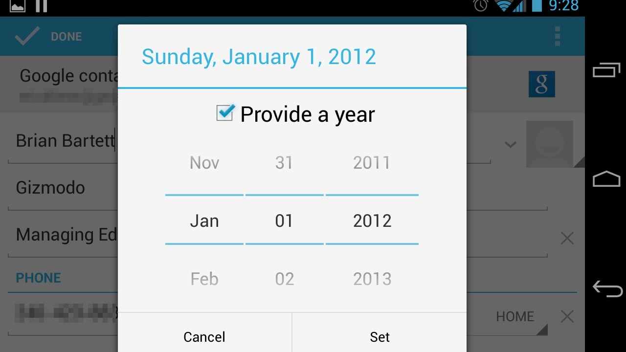 Click here to read Android 4.2 Is Missing a Very Important Feature: December
