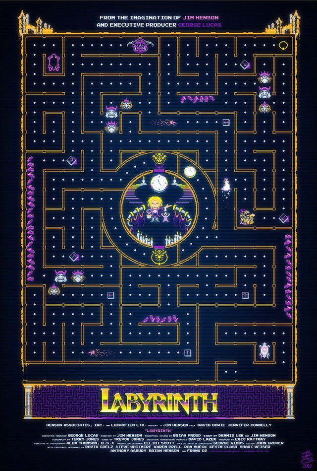 Someone please make this Pac-Man/Labyrinth mash-up game a reality
