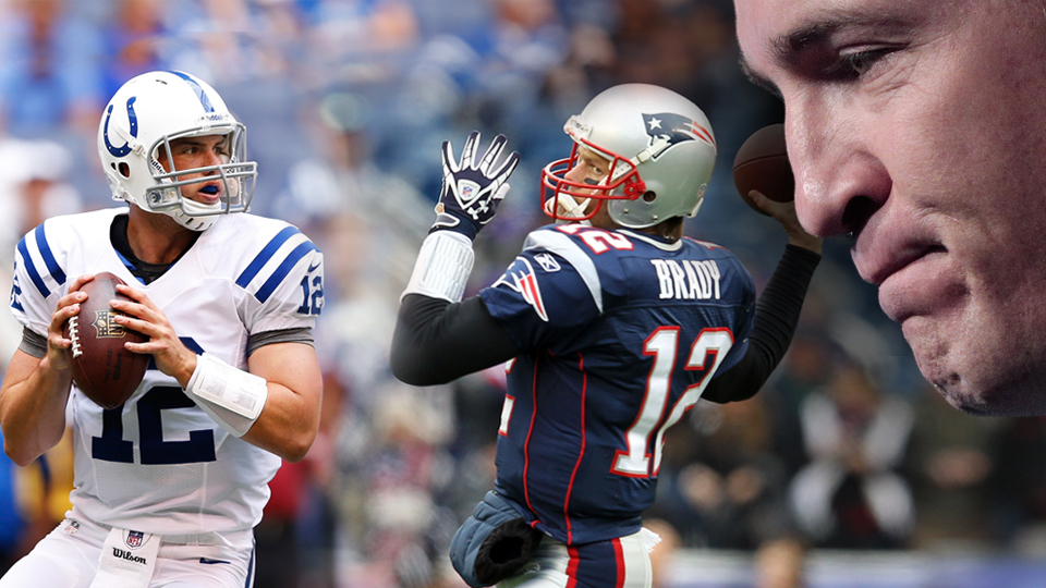Will We Ever See A Return To The Glory Days Of Colts-Patriots?:…